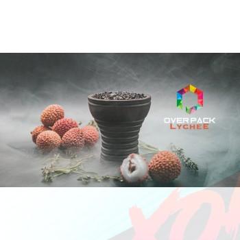 Табак для кальяна Overpack Soft 25 гр. Lychee