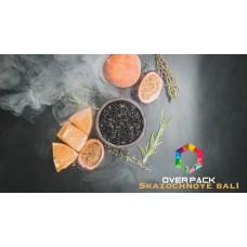 Табак для кальяна Overpack Medium 100 гр. Skazochnone Bali