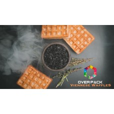 Табак для кальяна Overpack Medium 100 гр. Viennese Waffles