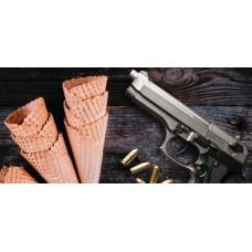 Табак для кальяна Satyr High Aroma Guns & Waffles 100 гр