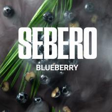 Табак для кальяна Sebero 20 гр. Blueberry