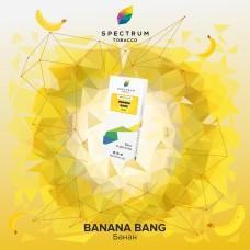 Табак для кальяна Spectrum 100 гр. Bang Banana