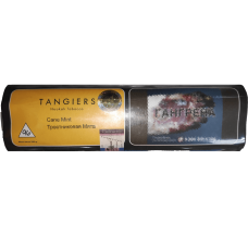 Табак для кальяна Tangiers Noir 250 гр. Cane Mint