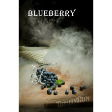 Табак для кальяна Tommy Gun 100 гр. Blueberry