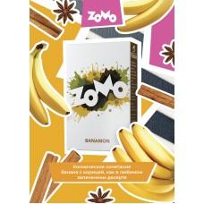 Табак для кальяна Zomo 50 гр Banamon