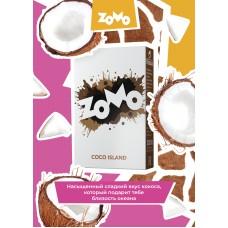 Табак для кальяна Zomo 50 гр Coco Island