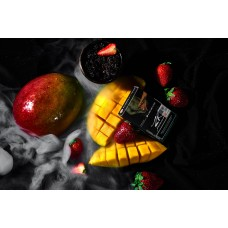 Табак для кальяна ZR Premium 2.0 25 гр Зелёное манго с клубникой