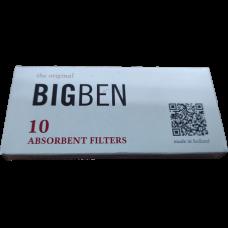 Фильтры BigBen для трубок 10 шт.