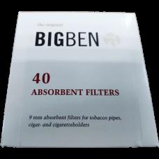 Фильтры BigBen для трубок 40 шт.